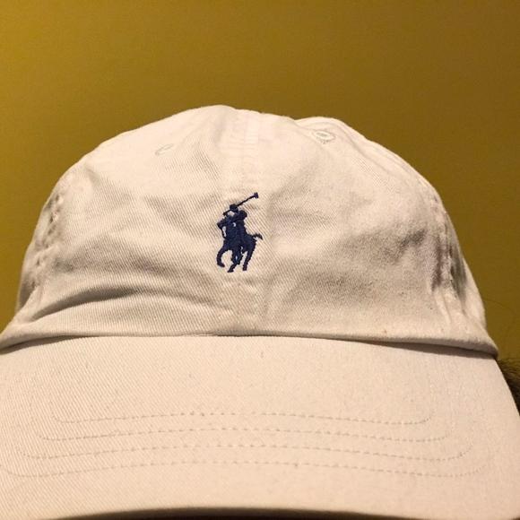 e4704a92cd1 Ralph Lauren polo big horse dad hat. M 5c08e49f8ad2f98c3d9ab941